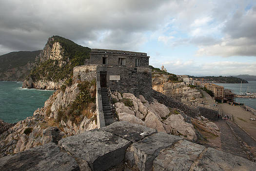 Susan Rovira - Fortifications at Portovenere