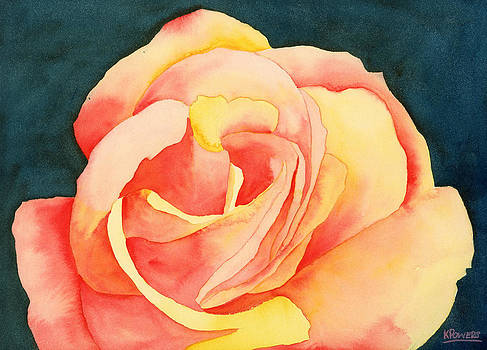 Ken Powers - Forty-Five Minute Rose