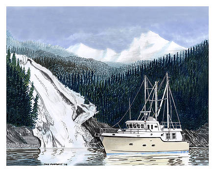 Jack Pumphrey - Forty Foot Nordhavn Northern Anchorage