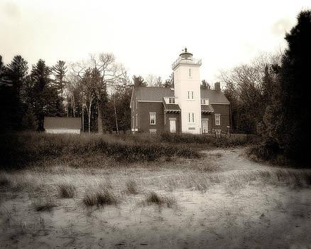 Scott Hovind - Forty Mile Point Light