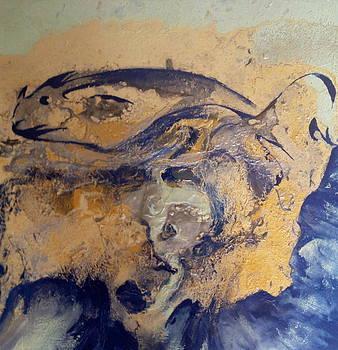 Fossil Fish by Stephanie Frances Meyer