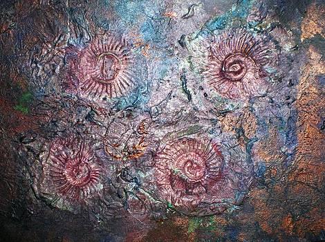 Fossils 1 by Carol Rowland