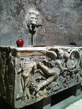 Fountain  by Natalya Karavay