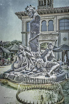Fountain of Bacchus by Jeff Swanson