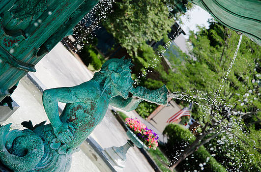 Off The Beaten Path Photography - Andrew Alexander - Fountain