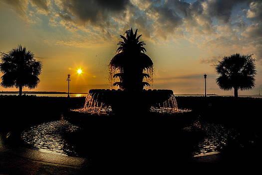 Jimmy McDonald - Fountain Silhouette