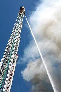 Four Alarm Blaze 001 by Lon Casler Bixby
