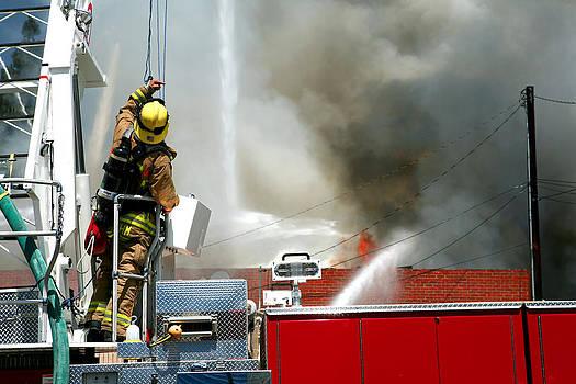 Four Alarm Blaze 005 by Lon Casler Bixby
