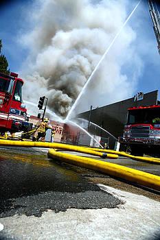 Four Alarm Blaze 008 by Lon Casler Bixby