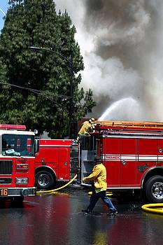 Four Alarm Blaze 011 by Lon Casler Bixby