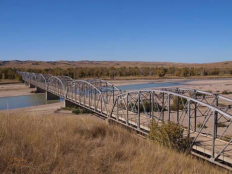 Four Corners Bridge by Gordon Collins