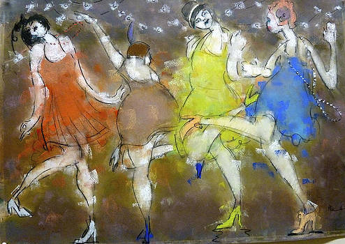 Four Flappers by Peter Cameron