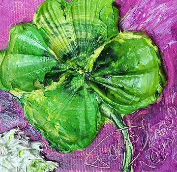 Four Leaf Clover by Paris Wyatt Llanso