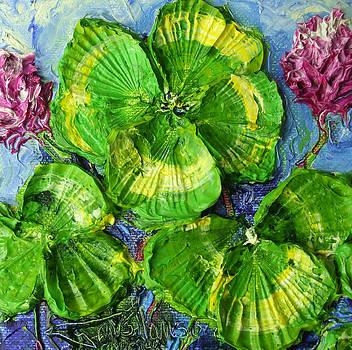 Four Leaf Clovers by Paris Wyatt Llanso