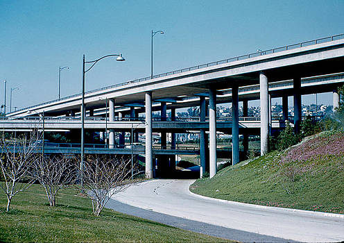 Interchange 1954 by Cumberland Warden
