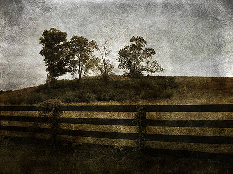 Four on a Hill by Cynthia Lassiter