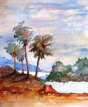 FRANK HILLS - Four Palms