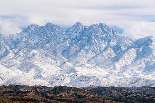 Tam Ryan - Four Peaks Snow