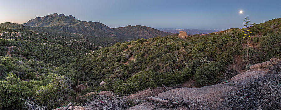 Four Peaks Wilderness Area  by James Dudrow
