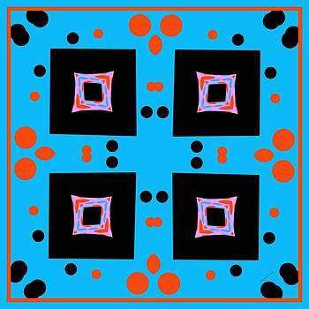 Marcela Bennett - Four Squares