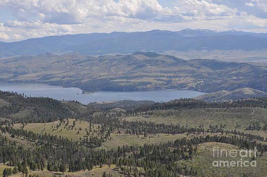 Four-Wheeling Along Hauser Lake in Montana  by Kaira Lansing