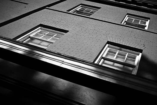 Four Windows by Azriel Knight
