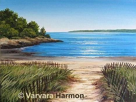Fowlers Beach by Varvara Harmon