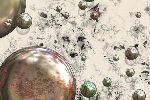 Fox Bubbles  by Claire Bull