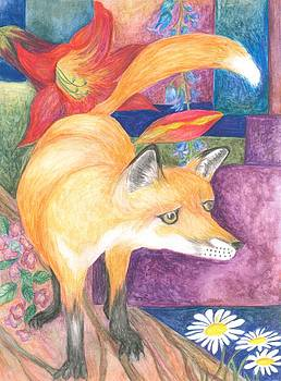 Fox by Cherie Sexsmith