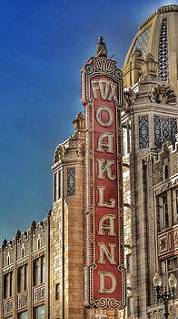 Bill Owen - Fox Theatre - Oakland California