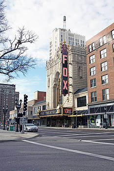 Fox Theatre St Louis by Al Blount