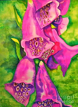 Holly Herick - Foxgloves