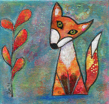 Foxy by Lynda Metcalf
