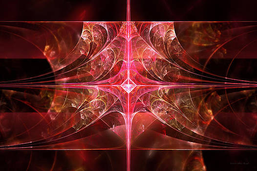 Mike Savad - Fractal - Abstract - The essecence of simplicity