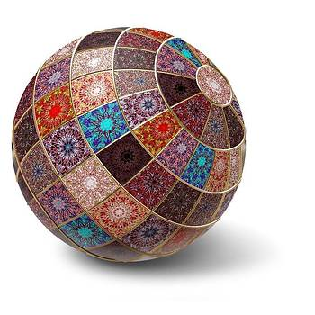 Nick Heap - Fractal Sphere