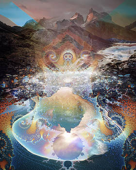 Fractal Universe by Nathan Benmargi
