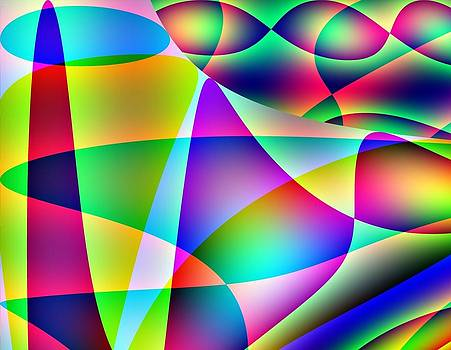 Fractals For Lane   Turbulent Weather by Mary Ann Southern