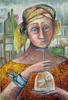 Elisheva Nesis - FRAGILITY of FREEDOM