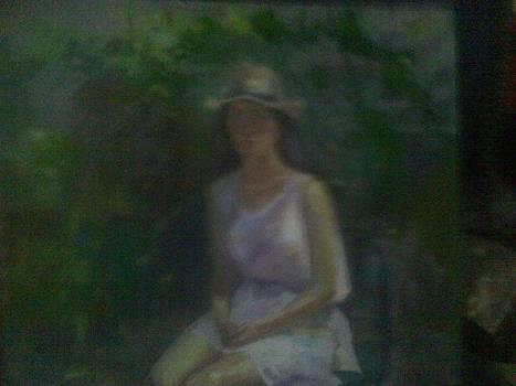 Fragment 1 by Victoria Tekhtilova