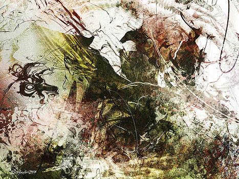 Fragments - the Dream of Anubis by Stefano Popovski