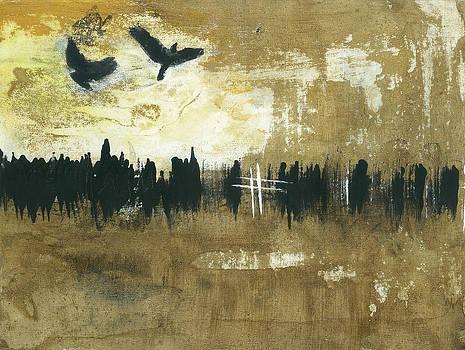 Frail Raven by Shawnequa Linder
