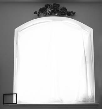 Frame on Edge by Cameron McManus