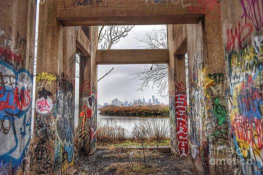 Framed by Art by Photolope Images