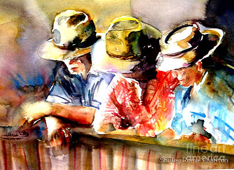 Framers Chat by Shirley Roma Charlton