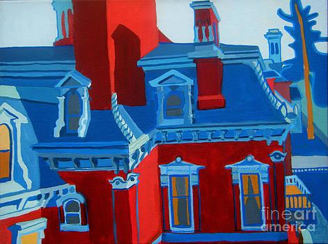 Franco American School by Debra Bretton Robinson