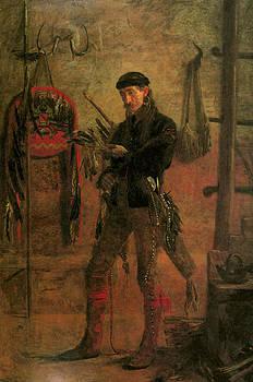 Thomas Eakins - Frank Hamilton Cushing