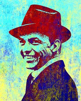 Frank Sinatra 2 by John Novis