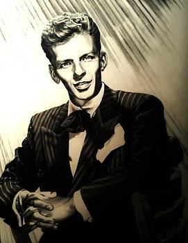Frank Sinatra by Carl Baker