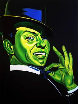 Frank Sinatra by Hector Monroy