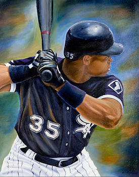 Frank Thomas by Angie Villegas